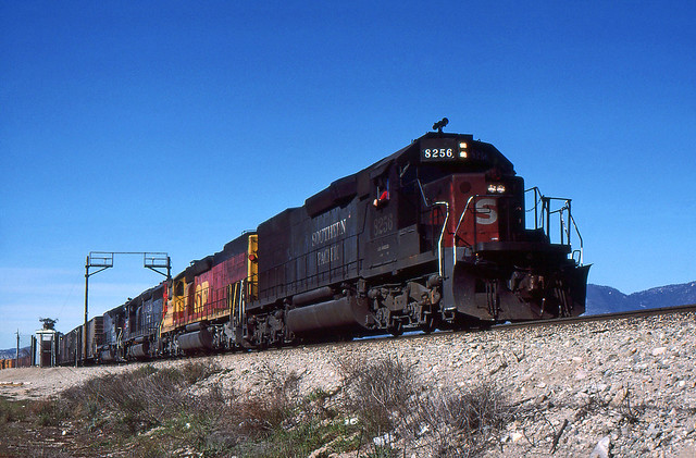 Southern Pacific 8256