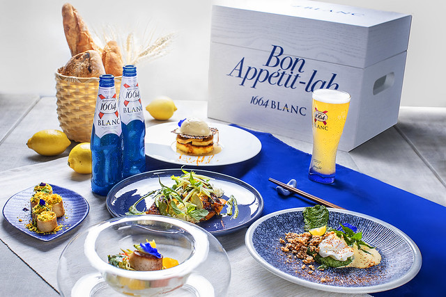 Photo 2-1664 Blanc bridges French and Malaysian cuisine in Bon Appetit-lah campaign