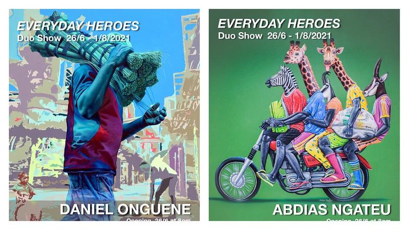 Everyday Heroes, nueva exposición en la galería Out of Africa de Sitges