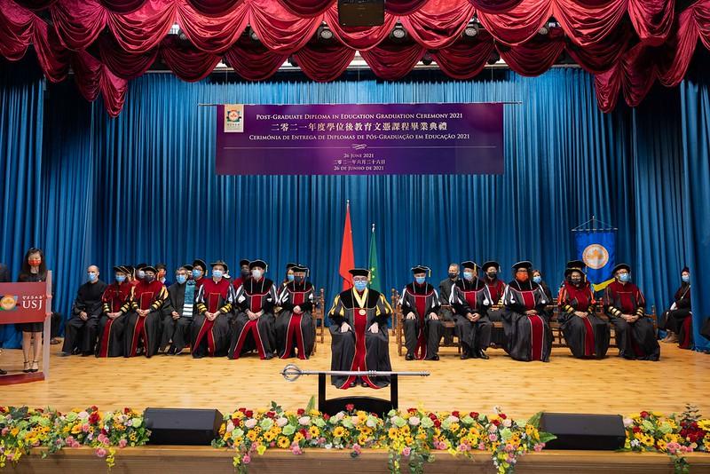 USJ PGDE Graduation 2021