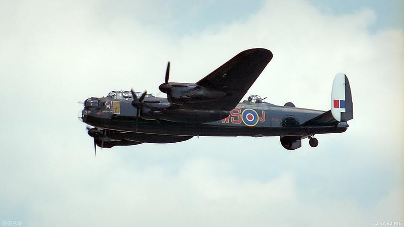 Avro Lancaster (BBMF) – ARJ_1999_UKF2_37