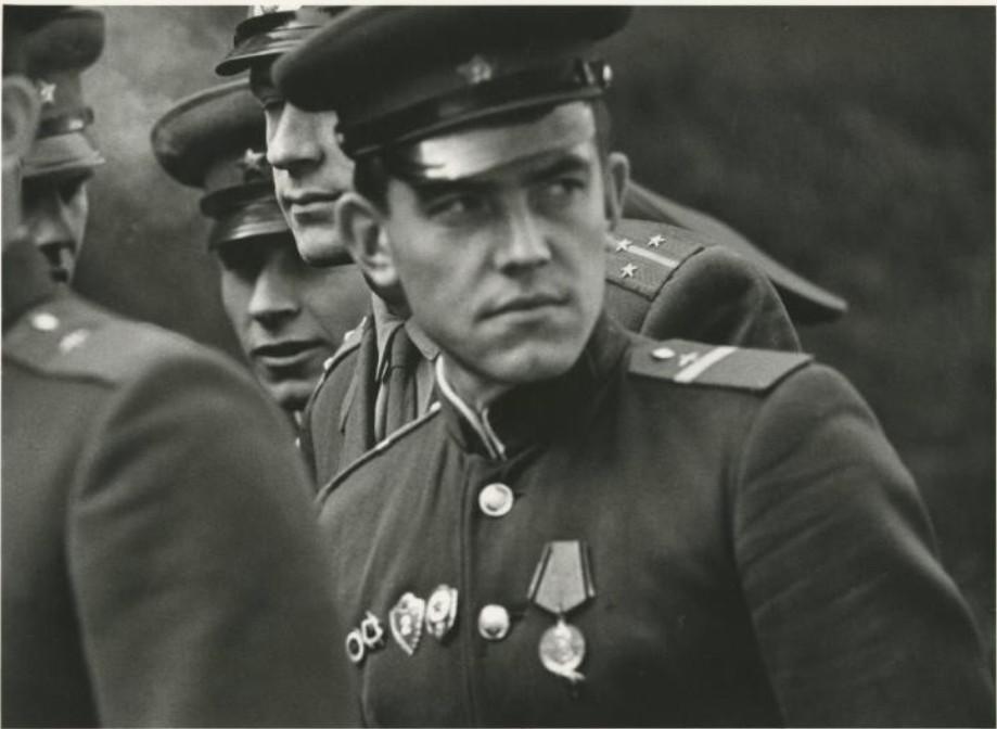 1970-е. Солдат,