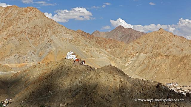 Namgyal Tsemo Monastery - Ladakh