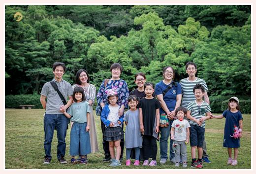毎年恒例のグループ撮影会 梅雨の時期
