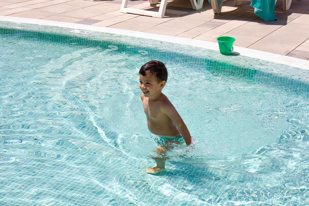 Piscina de niños del Hotel Iberostar Lanzarote Park