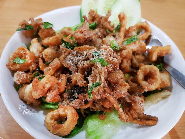 good taste seafood restaurant salted egg squid