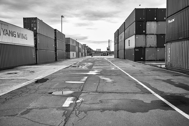 Containeralley