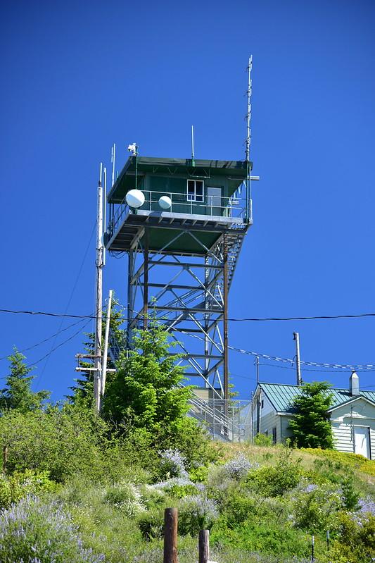 Sexton Mountain Lookout
