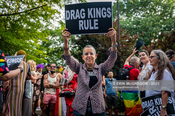 27th annual New York City Drag March