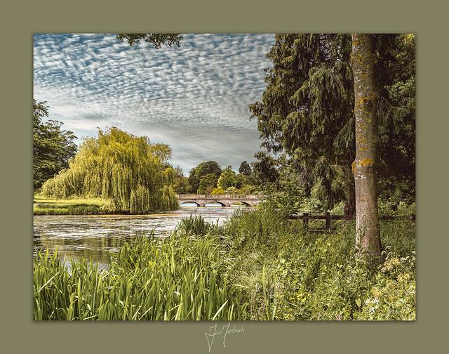Deene Park Gardens