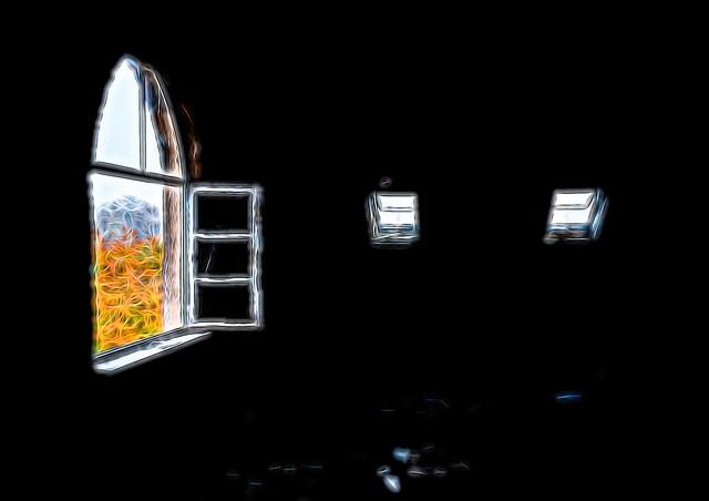Depression: Wenn das Licht und die Farben draußen bleiben.