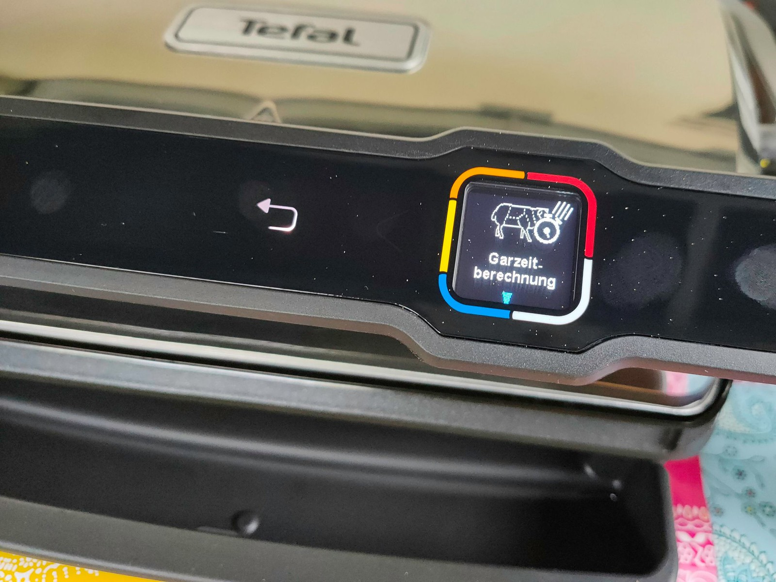Garzeitberechnung für Lamm - Grillen mit dem Tefal Optigrill Elite XL