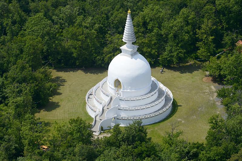 Stupa Hungría