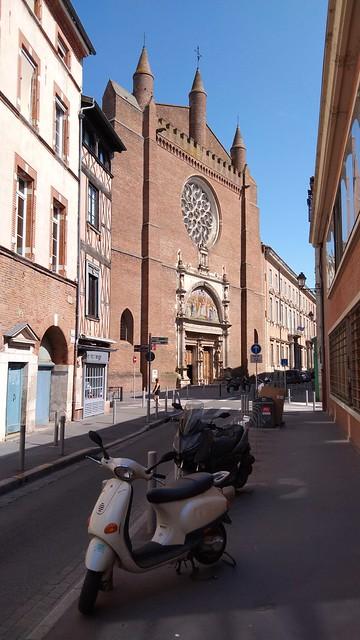 Toulouse - Notre Dame de la Dalbade