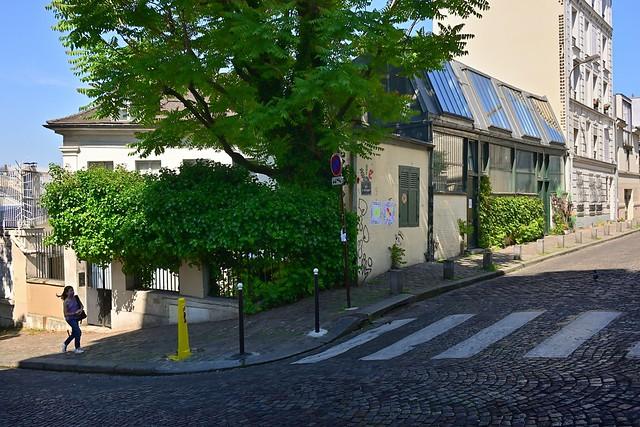 Montmartre /  Artists' studios