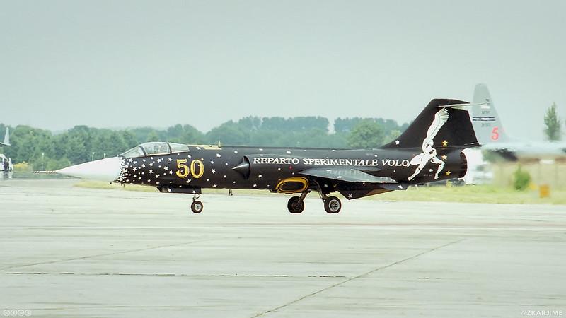 Lockheed F-104S ASA Starfighter – ARJ_1999_UKF4_19