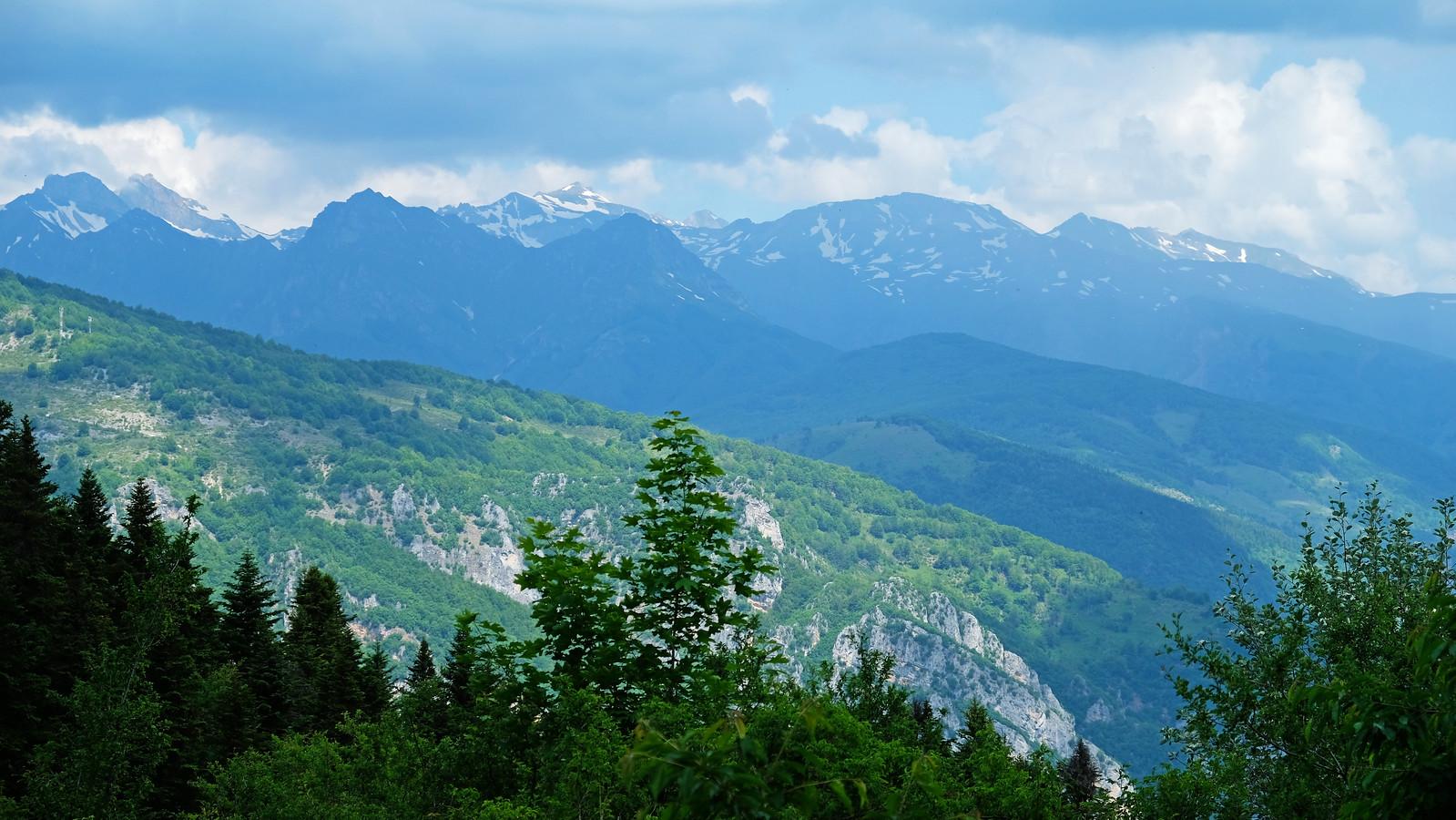 Mavrovo National Park, North Macedonia