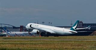 Delivery Flight msn424 B-LXN 26/6/2021