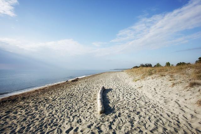 San-Giuliano beach