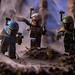 The mandalorian LEGO by Oscar Caamaño