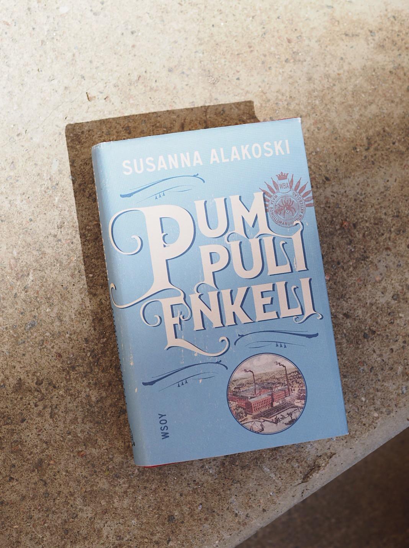 Susanna Alakoski Pumpulienkeli