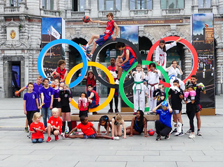 BVAC Olympische ringen