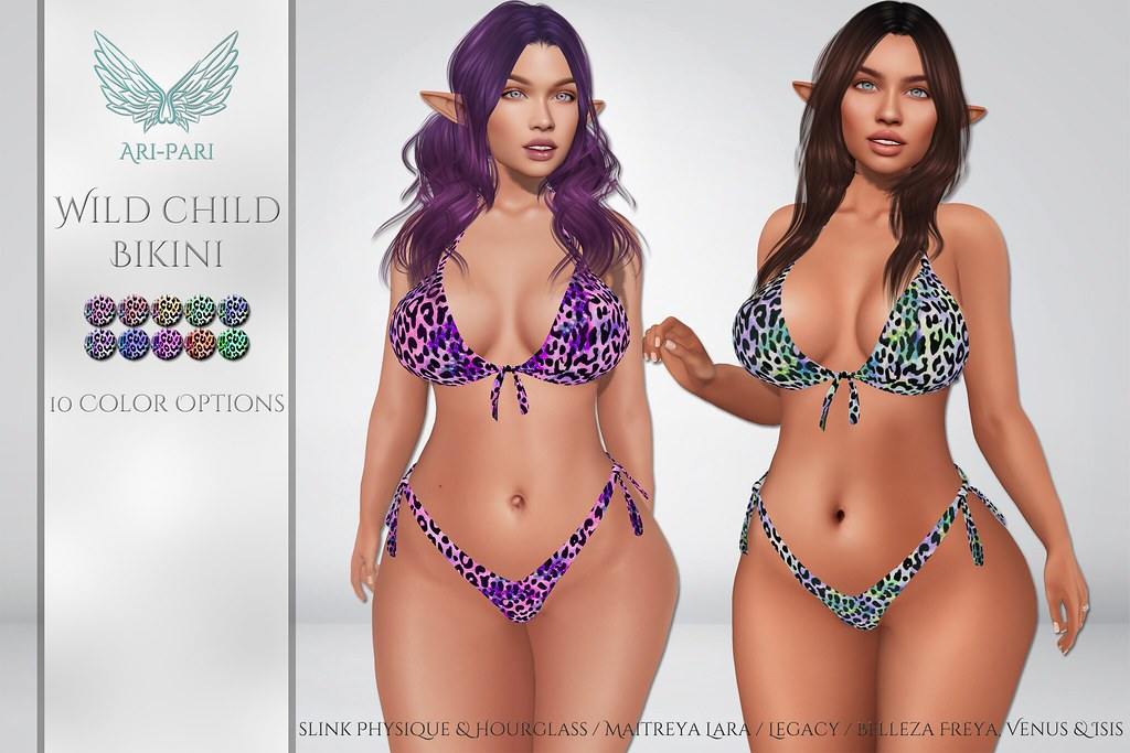 [Ari-Pari] Wild Child Bikini