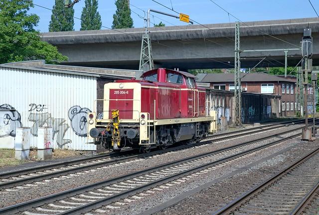 Railsystems 295 004 Hamburg Harburg