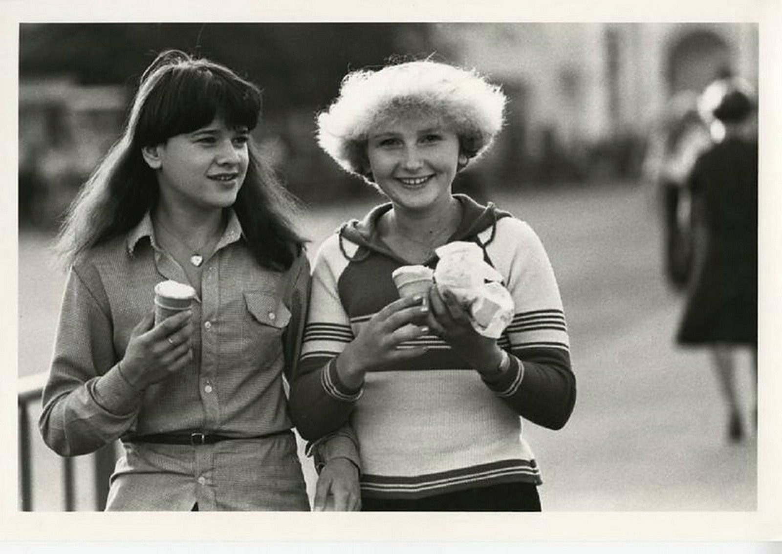1983. Из серии «Дети Арбата»