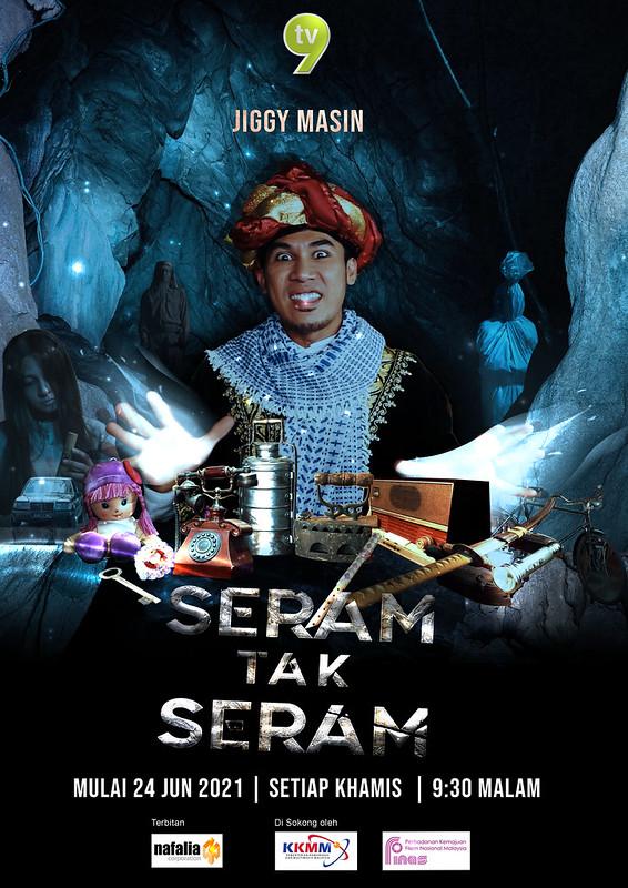 Poster Seram Tak Seram