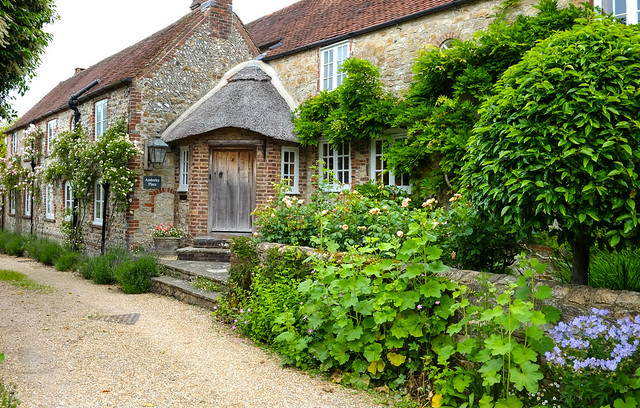 Amberley village, the Pearl of Sussex..