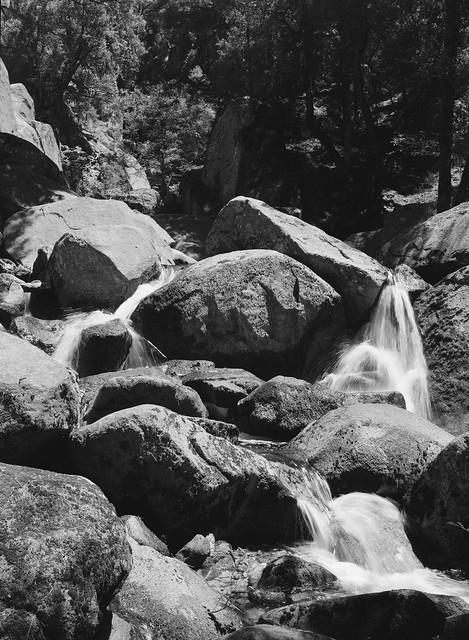 Chilnaulna Creek, Yosemite