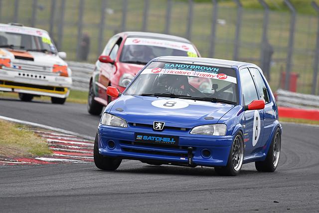 Andrew Neal - Peugeot 106 Rallye