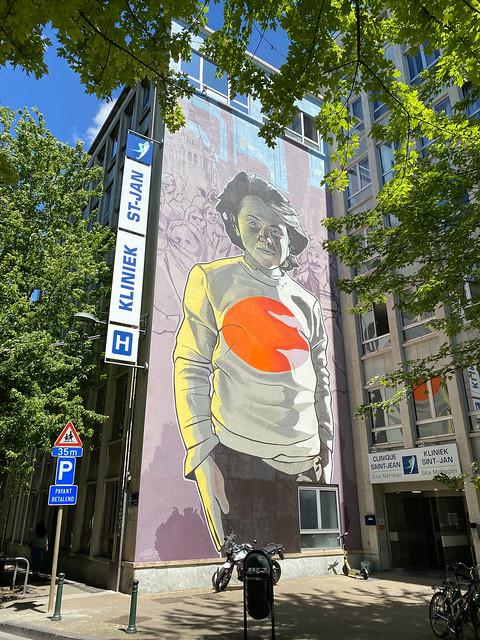 Street art by Bart Smeets
