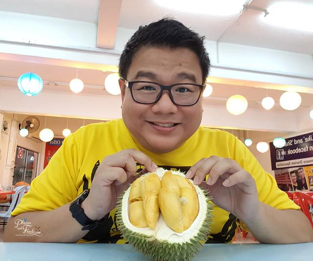 durian d101 johor