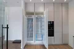 frigo y congelador integrados