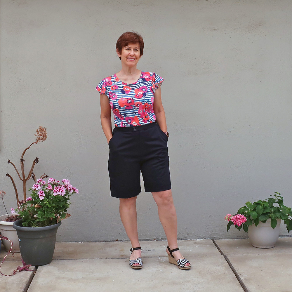 Tatjana shorts1
