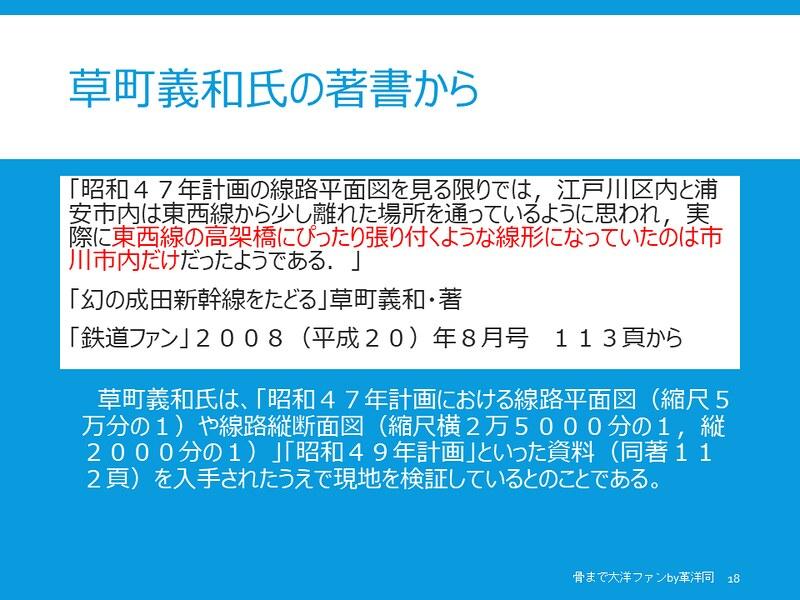 東西線の行徳付近の側道は成田新幹線の遺構なのか検証してみる (18)
