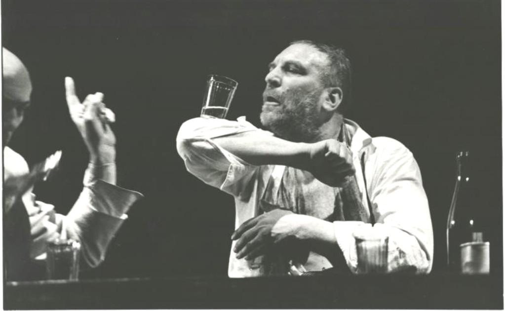 1980-е. Алексей Петренко