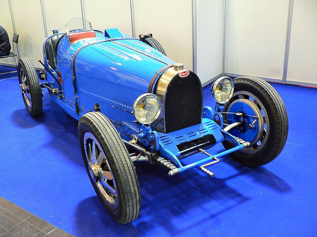 Bugatti Tipo 51 Biplace Course (1931-1934) (1003473)