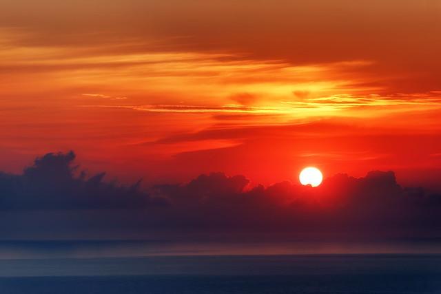 Costa Serena sunrise