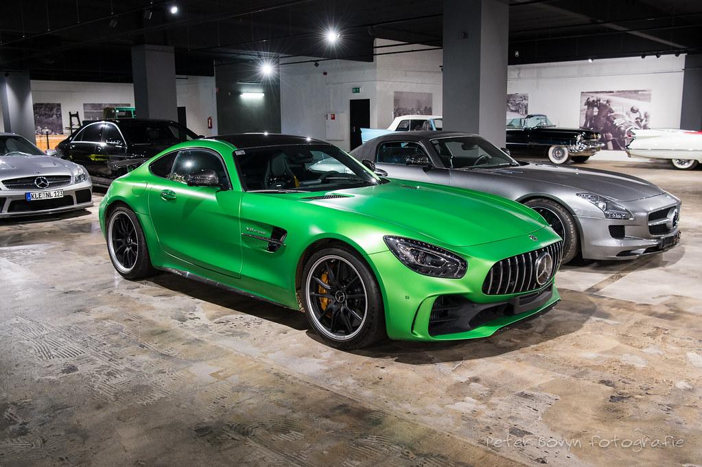 Mercedes AMG GT-R - 2019