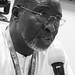 Prof. Mahamadou Ali THERA lors de l'atelier d'écriture scientique (Scientific Writing Workshop) du Réseau Ouest Africain de Lutte contre la Tuberculose, le SIDA et le Paludisme (WANETAM) - Bamako 21-25 juin 2021.