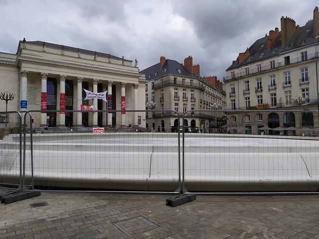 Le Voyage à Nantes 2021 - Piste de roller