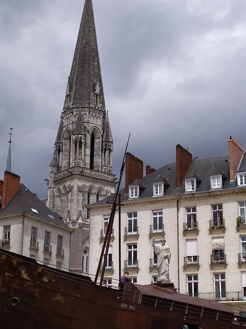 Place royale - le Voyage à Nantes 2021