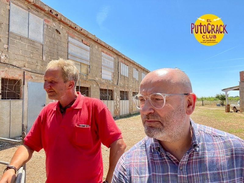 El PutoCrack Club 26 - Arsenio Navarro y Jose Miguel Garrido Alcublas Bernd Knoller Paco Cremades