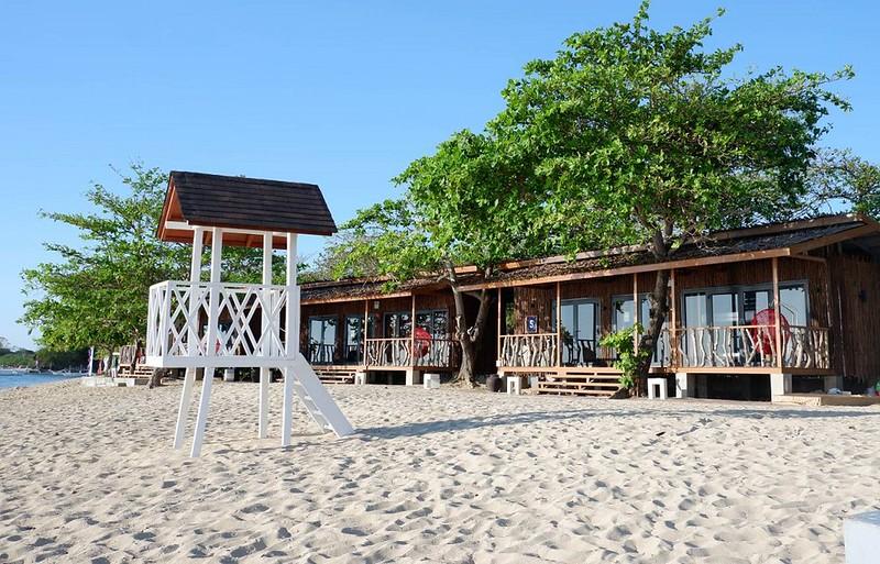 3. Crusoe Cabins at CaSoBe