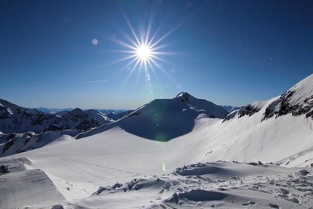 Stubai Gletscher 3200 Höhenmeter