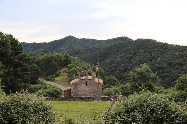 Alpens, aplec de Sant Pere de Serrallonga (27-6-2021)