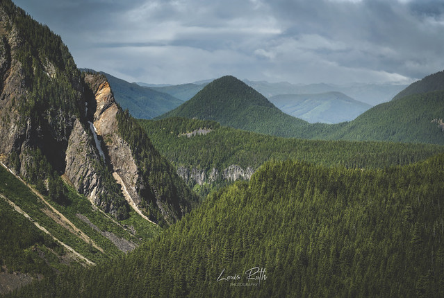 Spectacular Stevens  Canyon 2021